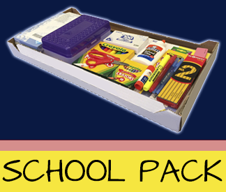 School Pack- School Depot, School Supplies
