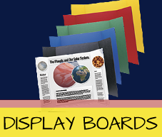 Display Boards- School Depot, School Supplies