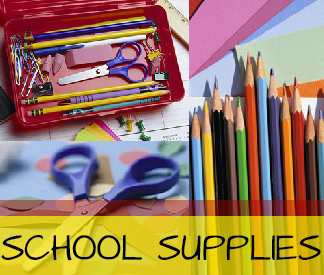 School Depot- School Supplies